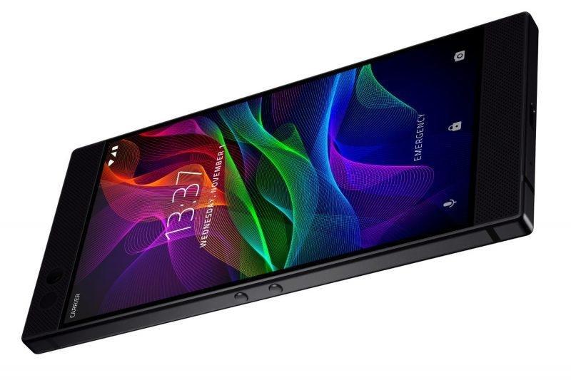 Razer phone ficha tcnica do smartphone para gamers meu novo celular artigos relacionados stopboris Choice Image